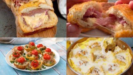 4 Ricette perfette per una cena sfiziosa!