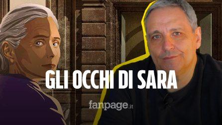 """Gli occhi di Sara, il nuovo romanzo di Maurizio De Giovanni: """"Scopriamo la debolezza dell'amore"""""""