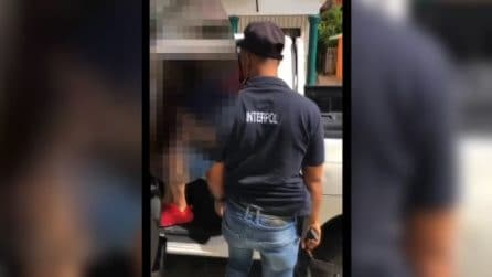 Pedofilo latitante italiano arrestato da Europol a Santo Domingo