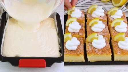 Magic cake: the soft dessert with a delicate taste!