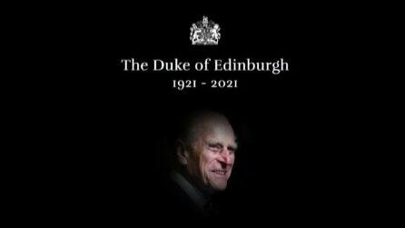 Addio al principe Filippo, come il Palazzo lo ha annunciato