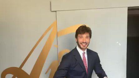 Il balletto di Stefano De Martino prima della quarta puntata di Amici 2021