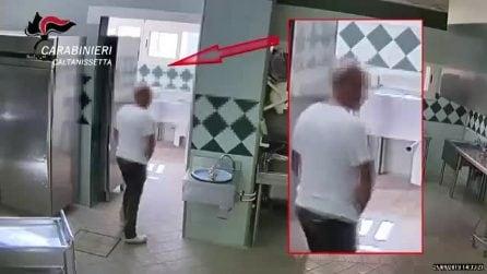Rubavano nella mensa dell'ospedale: in 2 mesi bottino da quasi 25mila euro