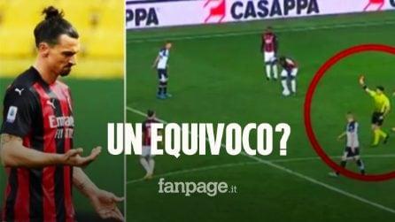 Parma - Milan, Ibrahimovic espulso da Maresca per un equivoco? La frase della discordia