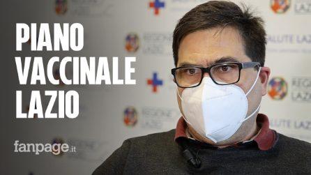 """L'assessore D'Amato a Fanpage: """"Con vaccinazione over 60 nel Lazio non avanzeranno dosi Astrazeneca"""""""