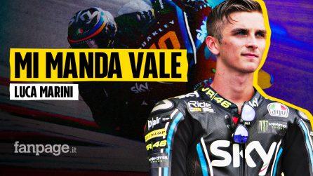 """Luca Marini a Fanpage: """"In pista nessuno sconto per mio fratello Valentino Rossi"""""""