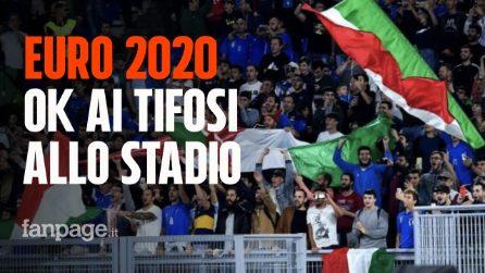 Euro 2020, l'ok del Governo per il 25% dei tifosi allo stadio Olimpico