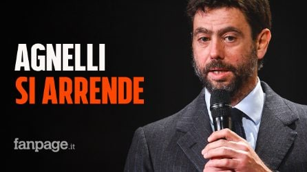 """Agnelli si arrende: """"La Superlega non può andare avanti"""""""