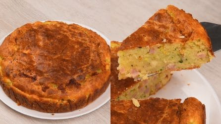 Torta salata furba: pronta in soli 5 minuti!