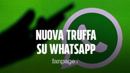 Nuova truffa WhatsApp: basta il tuo numero di telefono per disattivarti per sempre il profilo