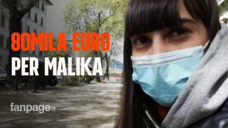 Raccolti 80mila euro per Malika, cacciata di casa dai genitori perché omosessuale