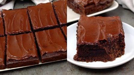 Torta di barbabietole e cioccolato: il dolce che ti sorprenderà!