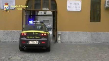 Cento piante di marijuana sequestrate e nove persone in manette: operazione anti droga a Pavia