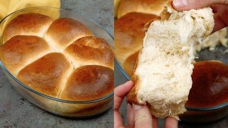 Pane dolce morbido: ecco come renderlo soffice come una nuvola!