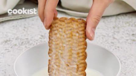 Torta mattonella con le fragole: il dolce senza cottura da servire nelle occasioni speciali!