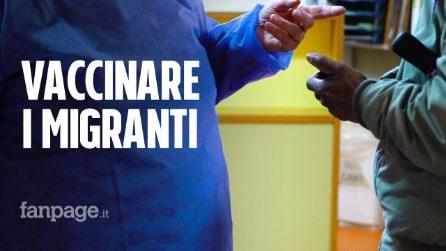 """Nessun vaccino anti Covid per gli stranieri irregolari: """"Sono gli invisibili della pandemia"""""""