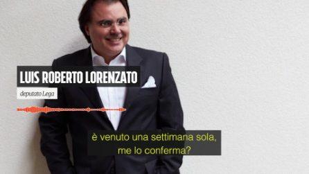 """Lorenzato (Lega): """"Io assente da più di un anno? Deputati non hanno obbligo di votare"""""""