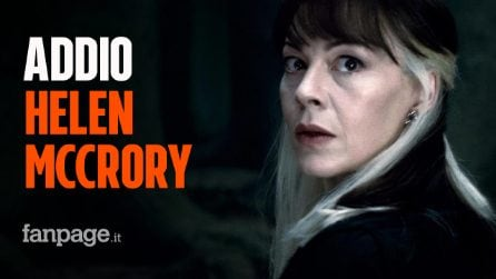 Morta Helen McCrory, è stata Narcissa Malfoy di Harry Potter e Polly Gray di Peaky Blinders