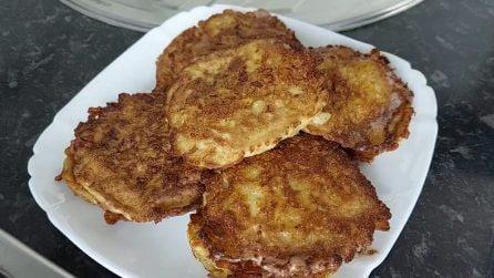 Frittelle di cipolla: la ricetta veloce e piena di gusto