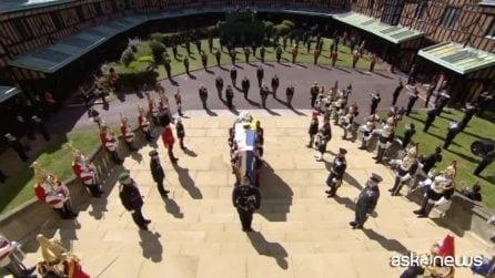Minuto di silenzio per il Principe Filippo, poi il funerale