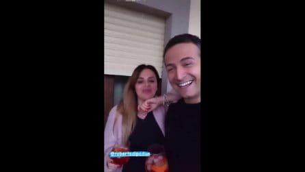 """Riccardo Guarnieri risponde al gossip sulla rottura con Roberta Di Padua: """"Ti piacerebbe vero?"""""""