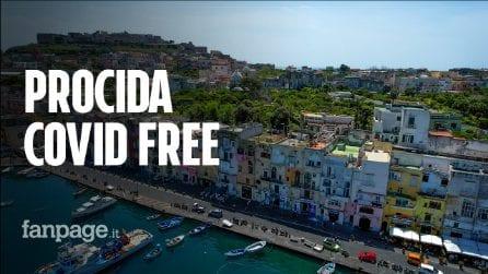 """Procida prima isola Covid free d'Italia: """"Vaccino a tutti, qui c'è solo un piccolo pronto soccorso"""""""