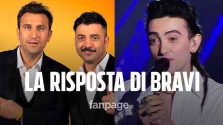 """Michele Bravi risponde a Pio e Amedeo: """"Le parole sono importanti tanto quanto l'intenzione"""""""