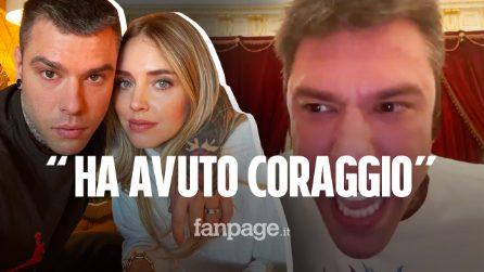 """Chiara Ferragni: """"Fedez ha avuto il coraggio di andare contro tutti per dire quello che pensa"""""""