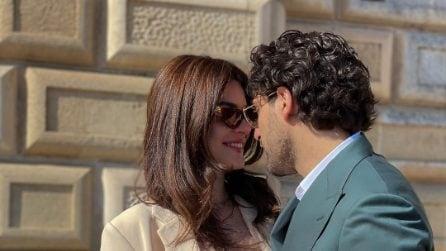 La promessa di matrimonio di Mary Falconieri, ex del GF, e l'avvocato Giuseppe Matteo Schiavello