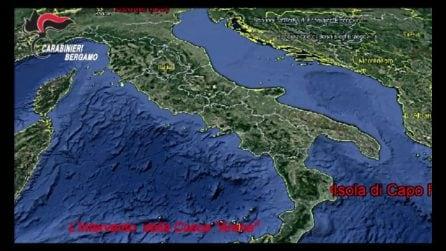 Tredici arresti di 'ndrangheta a Bergamo, il clan Arena nel mercato dei trasporti