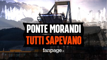 """Crollo ponte Morandi, l'inchiesta è chiusa: """"Tutti conoscevano la gravità ma nessuno è intervenuto"""""""