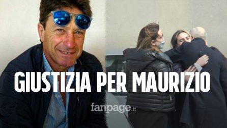 """Omicidio Maurizio Cerrato, la famiglia: """"Lui morto da eroe, loro vivranno come topi"""""""