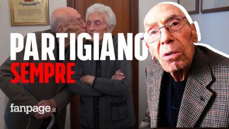 """Ugo Morchi: """"Sono diventato partigiano perché volevo leggere"""""""