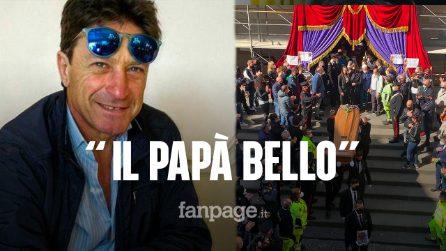 """Torre Annunziata, funerali Maurizio Cerrato: """"La prima mafia si annida nell'indifferenza"""""""