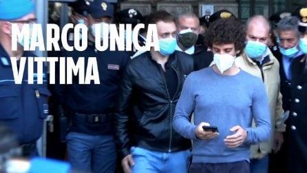 """Omicidio Vannini, Martina e Federico Ciontoli escono dalla Cassazione: """"Marco unica vittima"""""""