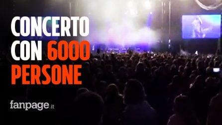 Liverpool, 6000 persone ballano senza mascherina: prove tecniche di vita normale