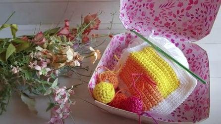 Come riutilizzare le scatole della frutta: l'idea originale per la festa della mamma