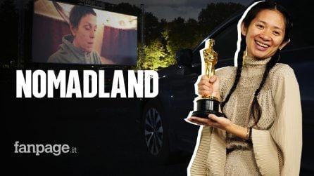 Oscar 2021, Nomadland vince il premio come miglior film e miglior regia: ecco di cosa parla