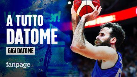 """Datome a Fanpage: """"Nel basket vince sempre chi merita e con l'Italia non abbiamo meritato"""""""