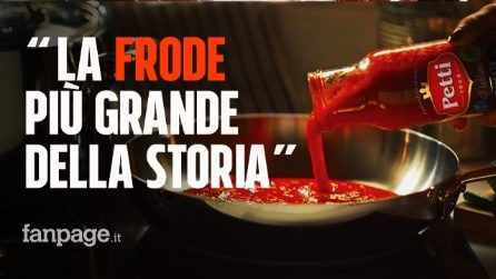 """Petti, gli inquirenti: """"Il pomodoro non è italiano, è la più grande frode alimentare mai scoperta"""""""