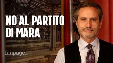 """Caldoro: """"La Carfagna vuol fare un partito? È incompatibile con la storia di Forza Italia"""""""