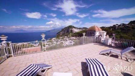 In vendita la villa di De Sica e Verdone a Capri