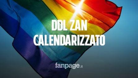 Ddl Zan, si sblocca la legge contro l'omofobia: calendarizzata in Senato