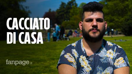 """Gianpaolo, cacciato di casa dai genitori perché gay: """"Costretto a prostituirmi per avere un tetto"""""""