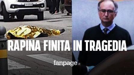 Grinzane Cavour, rapina finisce in tragedia: gioielliere spara e uccide due rapinatori