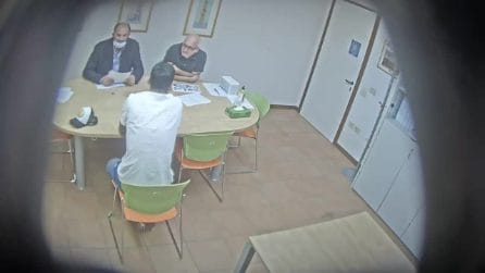 Il video integrale dell'esame farsa di Suarez a Perugia