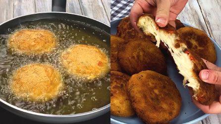 Cordon bleu di patate: filanti e pieni di gusto!