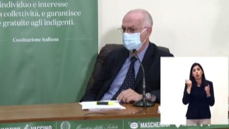"""Vaccini, Rezza: """"Nessun limite di età su seconda dose AstraZeneca"""""""