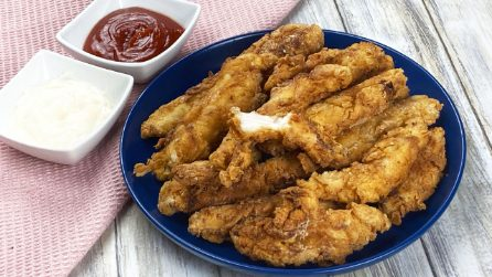 Pollo fritto all'americana: il segreto per farlo croccante e saporito!