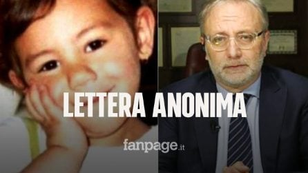 """Denise Pipitone, arriva lettera anonimacon nuove rivelazioni, l'avvocato: """"Fatti sentire"""""""